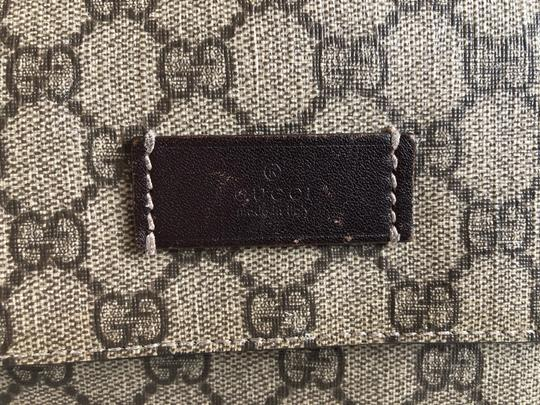 Gucci Beige/Ebony Diaper Bag Image 3