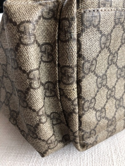 Gucci Beige/Ebony Diaper Bag Image 5