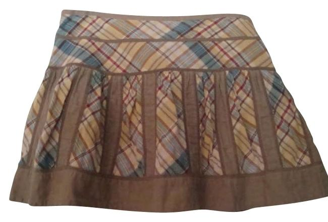 American Eagle Outfitters Mini Mini Skirt Plaid