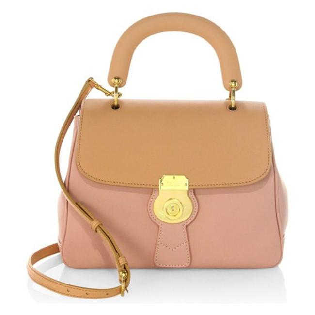Item - Womens Bi - Colour Trench Dk88 Top Tote Purse Rose / Clemin Leather Satchel