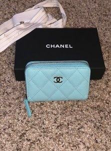 eb3028f722b7 Chanel Authentic Chanel 19C Light Blue