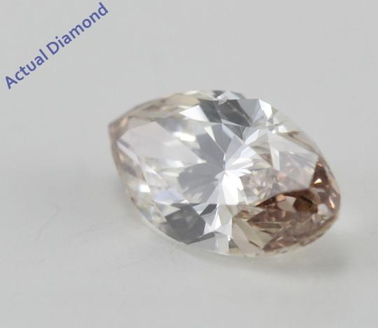 CaratsDirect2U Marquise Loose Diamond 0.97 Ct Light Brown Vs2 IGL C574 Image 2