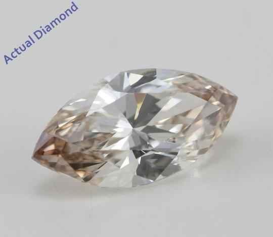 CaratsDirect2U Marquise Loose Diamond 0.97 Ct Light Brown Vs2 IGL C574 Image 4