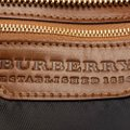 Burberry 9cbust008 Vintage Leather Satchel in Brown Image 5