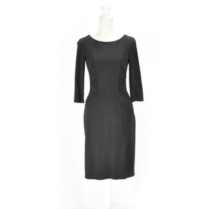David Meister Career Cocktail Day To Night Pockets Dress