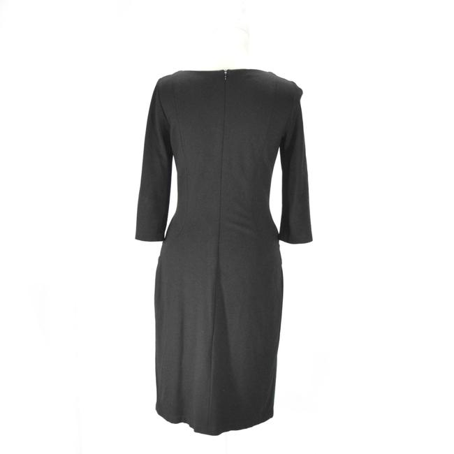 David Meister Career Cocktail Day To Night Pockets Dress Image 1