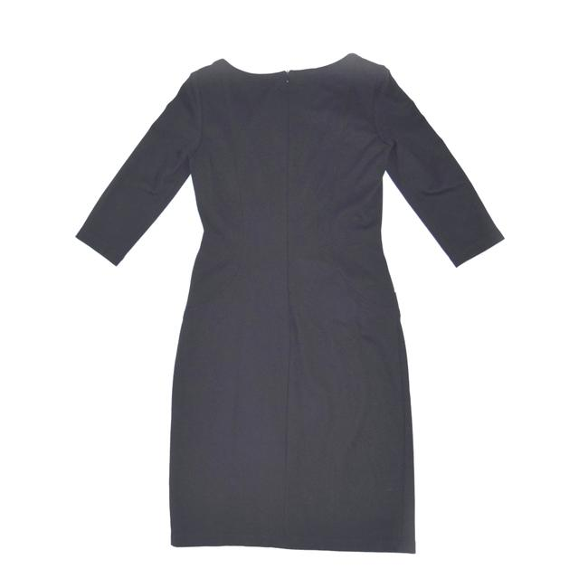 David Meister Career Cocktail Day To Night Pockets Dress Image 4