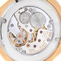 Rolex Rolex Cellini Danaos Yellow Gold Brown Strap Mens Watch 4233 Papers Image 5
