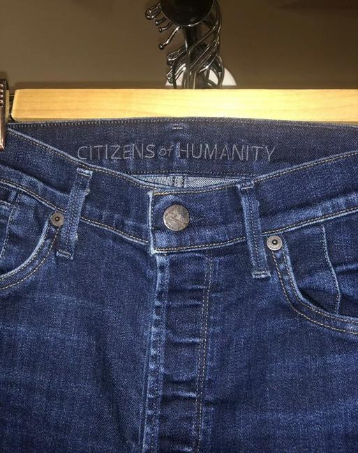 Citizens of Humanity Skinny Jeans-Dark Rinse Image 4