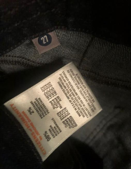 Citizens of Humanity Skinny Jeans-Dark Rinse Image 5