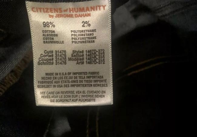 Citizens of Humanity Skinny Jeans-Dark Rinse Image 6