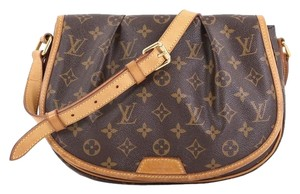 ebcb2847203a Louis Vuitton Menilmontant Crossbody Bags - Up to 70% off at Tradesy