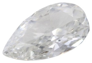 CaratsDirect2U Pear Loose Diamond 0.73 Ct G Color Vvs1 Clarity GIA C605