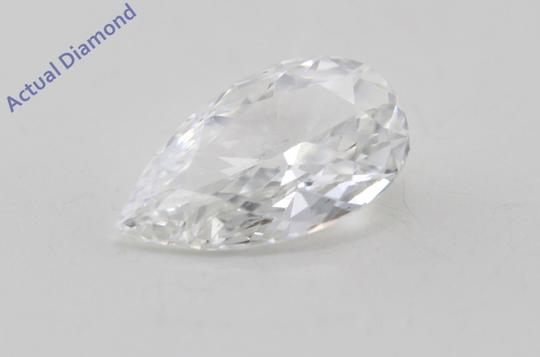 CaratsDirect2U Pear Loose Diamond 0.73 Ct G Color Vvs1 Clarity GIA C605 Image 1