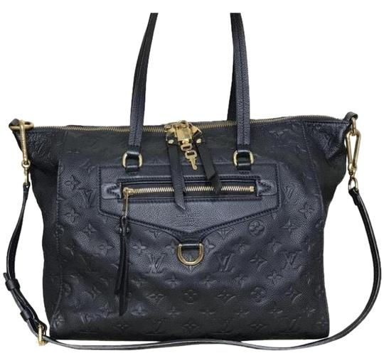 Louis Vuitton Tote in Navy blue Image 0