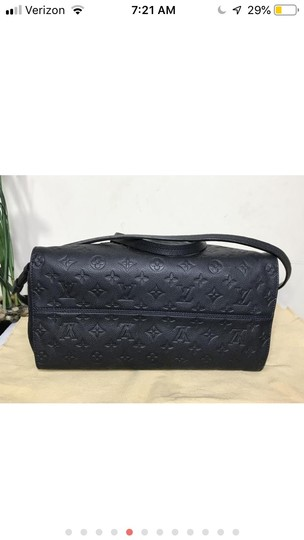 Louis Vuitton Tote in Navy blue Image 4