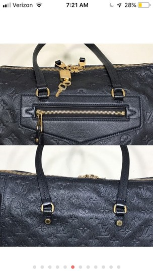 Louis Vuitton Tote in Navy blue Image 5