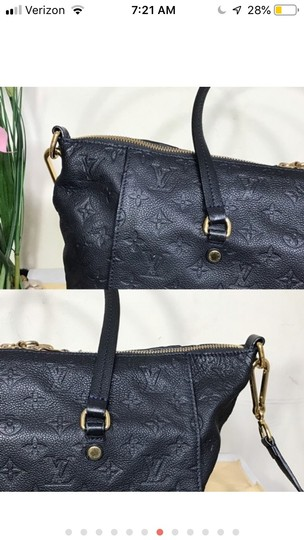 Louis Vuitton Tote in Navy blue Image 6