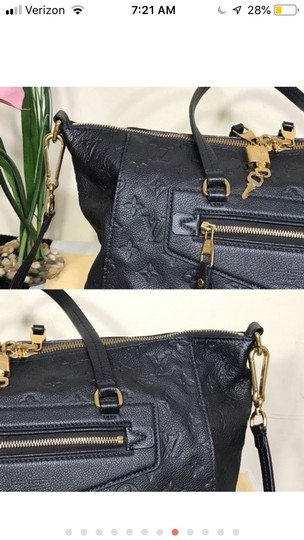 Louis Vuitton Tote in Navy blue Image 7