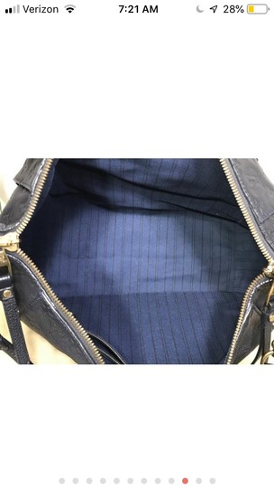 Louis Vuitton Tote in Navy blue Image 9