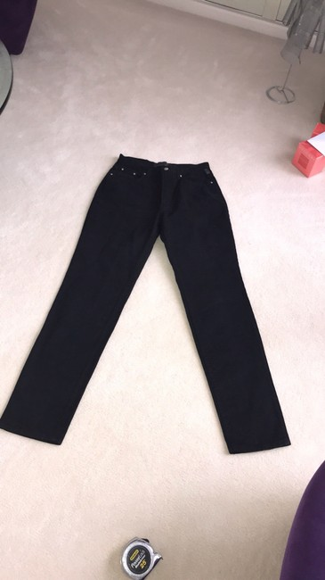 Versace Jeans Collection Straight Pants black Image 1