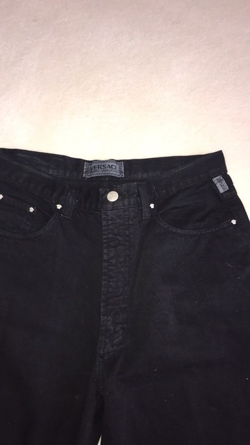 Versace Jeans Collection Straight Pants black Image 2