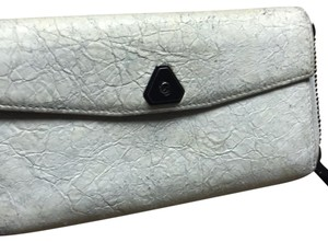 Alexander Wang Fumo textured leather wallet