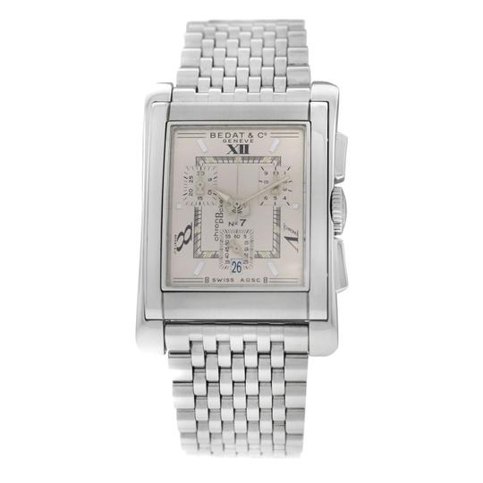 Preload https://img-static.tradesy.com/item/25170466/bedat-and-co-silver-mens-no-7-ref-778-stainless-steel-quartz-30mm-chrono-watch-0-0-540-540.jpg
