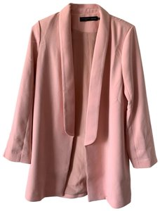House of Harlow 1960 Pink Blazer