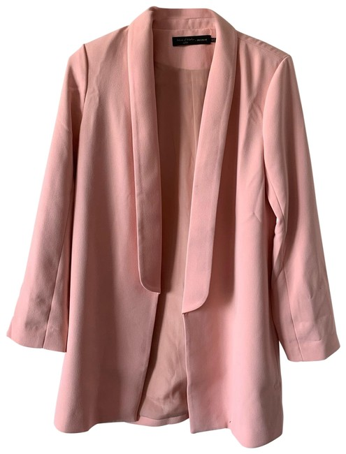 House of Harlow 1960 Pink Blazer Image 0