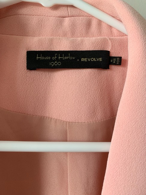House of Harlow 1960 Pink Blazer Image 1