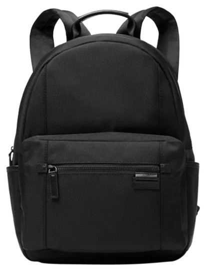 Preload https://img-static.tradesy.com/item/25170827/michael-kors-mens-travis-black-nylon-backpack-0-2-540-540.jpg
