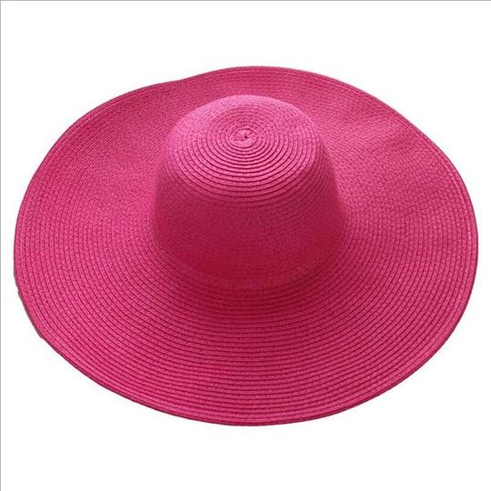 Other Hot Fashion Summer Women's Ladies' Foldable Hat Image 2