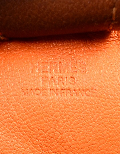 Hermès Leather Small Rodeo Bag Charm Image 3