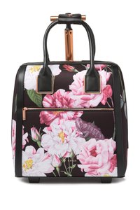 975aa6710 Ted Baker Polyester Suitcase Iguazu Floral Black Travel Bag