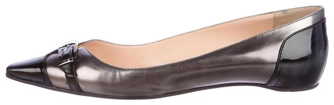 Item - Serafina Square-toe Flats Size EU 37.5 (Approx. US 7.5) Regular (M, B)