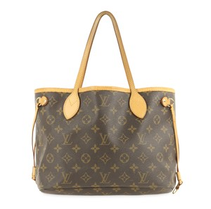 Louis Vuitton Lv Neverfull Pm Tote in Brown