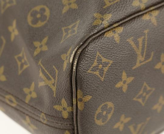 Louis Vuitton Lv Neverfull Pm Tote in Brown Image 5