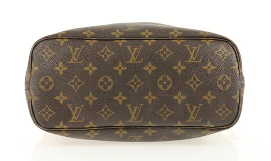 Louis Vuitton Lv Neverfull Pm Tote in Brown Image 6