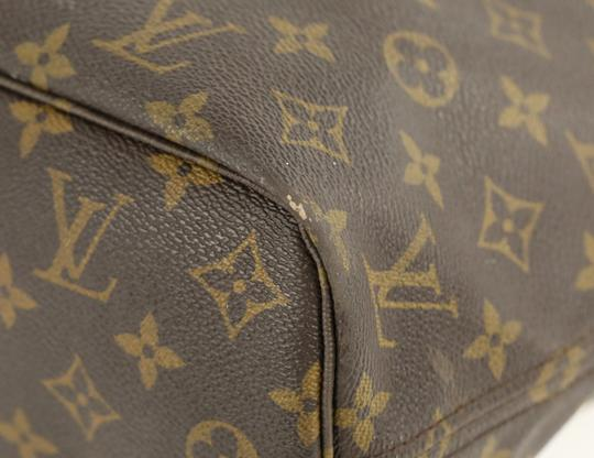 Louis Vuitton Lv Neverfull Pm Tote in Brown Image 7