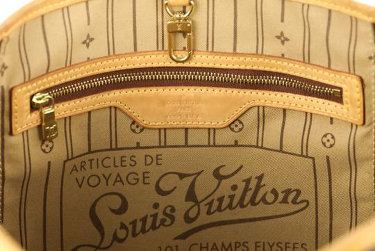 Louis Vuitton Lv Neverfull Pm Tote in Brown Image 9