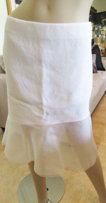 Intermix New Skirt White Image 2
