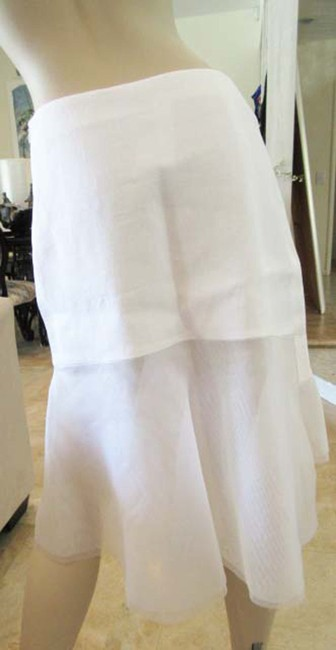 Intermix New Skirt White Image 3
