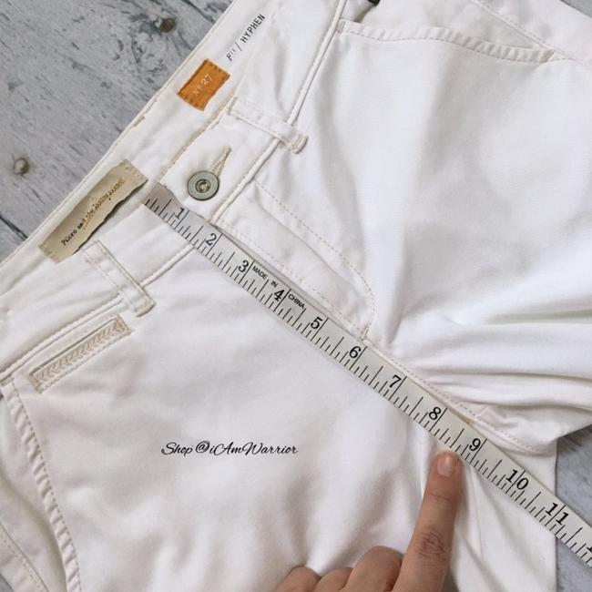Anthropologie Straight Pants white Image 4
