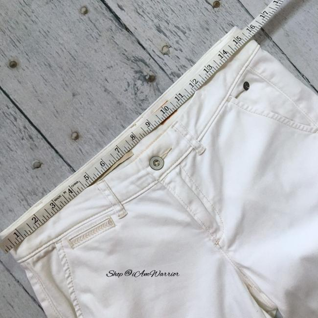 Anthropologie Straight Pants white Image 5