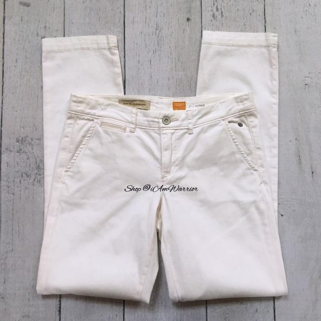 Anthropologie Straight Pants white Image 6