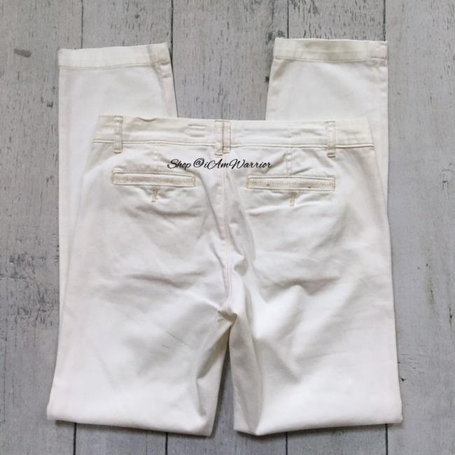 Anthropologie Straight Pants white Image 7
