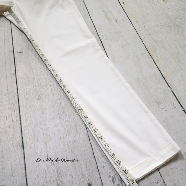 Anthropologie Straight Pants white Image 8