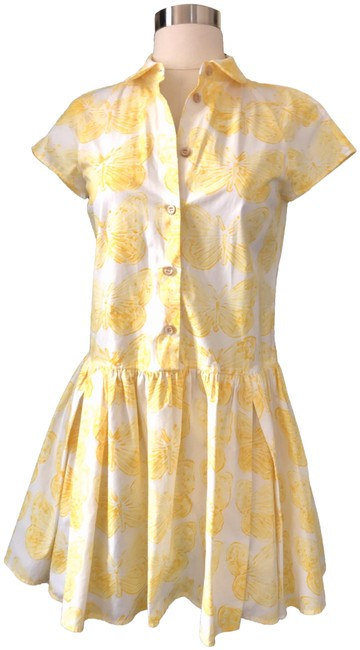 Preload https://img-static.tradesy.com/item/25171378/red-valentino-white-yellow-butterfly-printed-cotton-poplin-short-casual-dress-size-2-xs-0-1-650-650.jpg