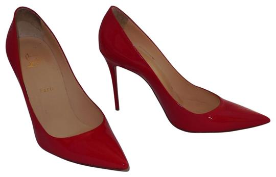 Preload https://img-static.tradesy.com/item/25171483/christian-louboutin-red-decollete-554-pumps-size-eu-405-approx-us-105-regular-m-b-0-1-540-540.jpg